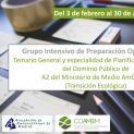 EMPLEO PÚBLICO: ORGANISMOS AUTÓNOMOS DEL MINISTERIO DE MEDIO AMBIENTE