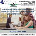 Jornada de Orientación Laboral: Sistemas de Gestión Medioambiental de AM Formación